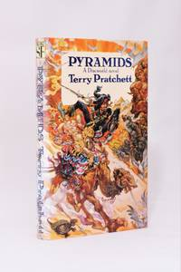 Pyramids by Terry Pratchett - 1st Edition - 1989 - from Hyraxia and Biblio.co.uk