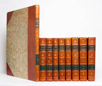 Complete set of Cook's Voyages: An Account of the Voyages undertaken by the order of His Present Majesty for making Discoveries in the Southern Hemisphere, and successively performed by Commodore Byron, Captain Wallis, Captain Carteret and Captain Cook, in the Dolphin, the Swallow, and the Endeavour. [Together with:] A Voyage towards the South Pole, and Round the World. Performed in His Majesty's Ships the Resolution and Adventure, in the years 1772, 1773, 1774 and 1775 [Together with:] A Voyage to the Pacific Ocean. Undertaken by the command of His Majesty, for making Discoveries in the Northern Hemisphere