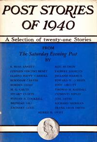 Post Stories of 1940: A Selection of Twenty-One Stories