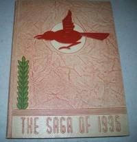image of The Saga of 1936: Coffeyville Junior College Yearbook
