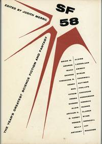 image of SF: '58: THE YEAR'S GREATEST SCIENCE-FICTION AND FANTASY