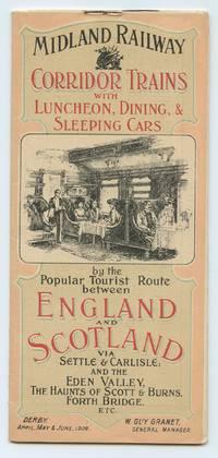 image of Midland Railway Corridor Trains booklet