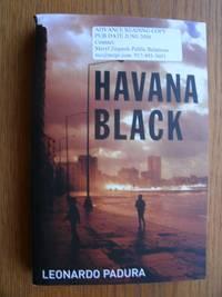 Havana Black: A Mario Conde Mystery