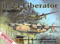 image of B-24 LIBERATOR IN ACTION (AIRCRAFT)