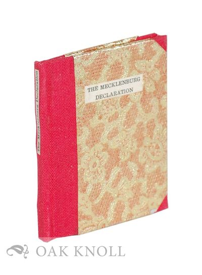 Chicago, IL: Doris V. Welsh, 1954. half cloth, decorated paper-covered boards, label on spine and fr...
