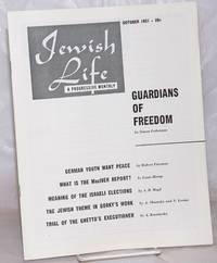 image of Jewish Life [1951, Oct, Vol. 5, No. 12 (60)]