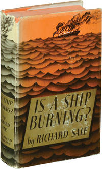 image of Is a Ship Burning (First Edition)