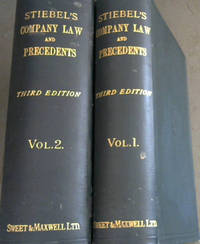 Company Law and Precedents - 2 volumes