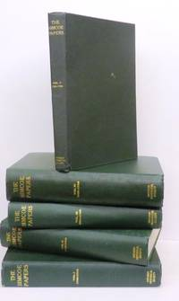 The Correspondence of Lieut. Governor John Graves Simcoe, With Allied Documents Relating to His Administration of the Government of Upper Canada. by  Brigadier General E. A. (ed.) CRUICKSHANK - Hardcover - 1923-1931 - from Attic Books (SKU: 114793)