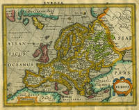 Europa by  Gerhard Mercator  - 1607  - from Antipodean Books, Maps & Prints (SKU: 16460)
