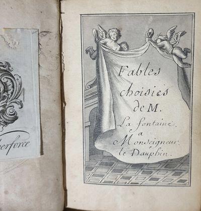 Fables Choisies De M. La Fontaine A...