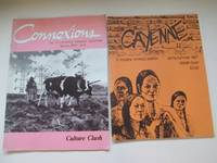 image of Connexions: an international women's quarterly no. 8 (Spring 1983), with,  Cayenne: a socialist feminist bulletin (Spring Summer 1987). 2 North  American feminist magazines