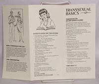 image of Introducing ETVC [with] Transsexual Basics [two brochures]