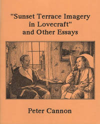 """""""Sunset terrace imagery in Lovecraft"""" and other essays"""