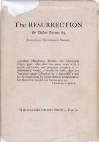 The Resurrection & other poems