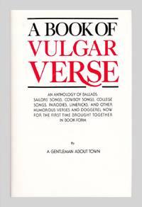 image of A Book of Vulgar Verse
