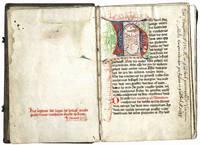 image of Vaderboec (second Dutch translation of the Vitae patrum); in Middle Dutch, manuscript on paper