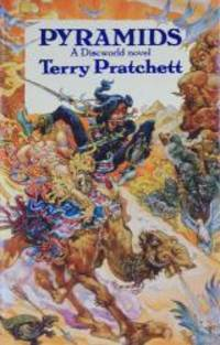 Pyramids by Terry Pratchett - Hardcover - 1989-02-05 - from Books Express and Biblio.co.uk