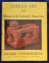 image of INDIAN ART OF MEXICO & CENTRAL AMERICA; Color Plates and Line Drawings by the Author