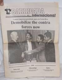 image of Barricada Internacional [1989, Vol 9, No 303, Dec 23]