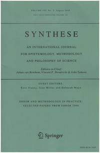 Synthese  (Vol 163, No. 3, August 2008)
