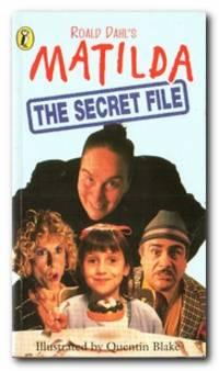 image of Matilda the Secret File