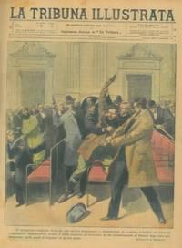 Catturato il famoso brigante Collarig in un cinematografo a Trieste.