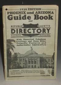 image of Phoenix and Arizona Guide Book, 1928