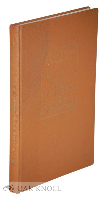 London: Maggs Bros. Ltd, 1982. cloth. Bookbinding. 8vo. cloth. 159 pages. S-K 3527. First edition, l...