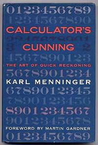 Calculator's Cunning, the art of quick reckoning