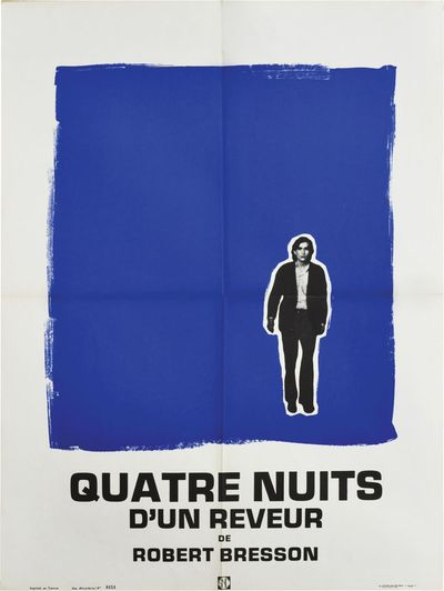 Paris: Albina Productions, 1971. Original French theatrical release poster for the first of three fi...