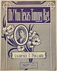 image of Oh, You Texas Tommy Rag [sheet music]