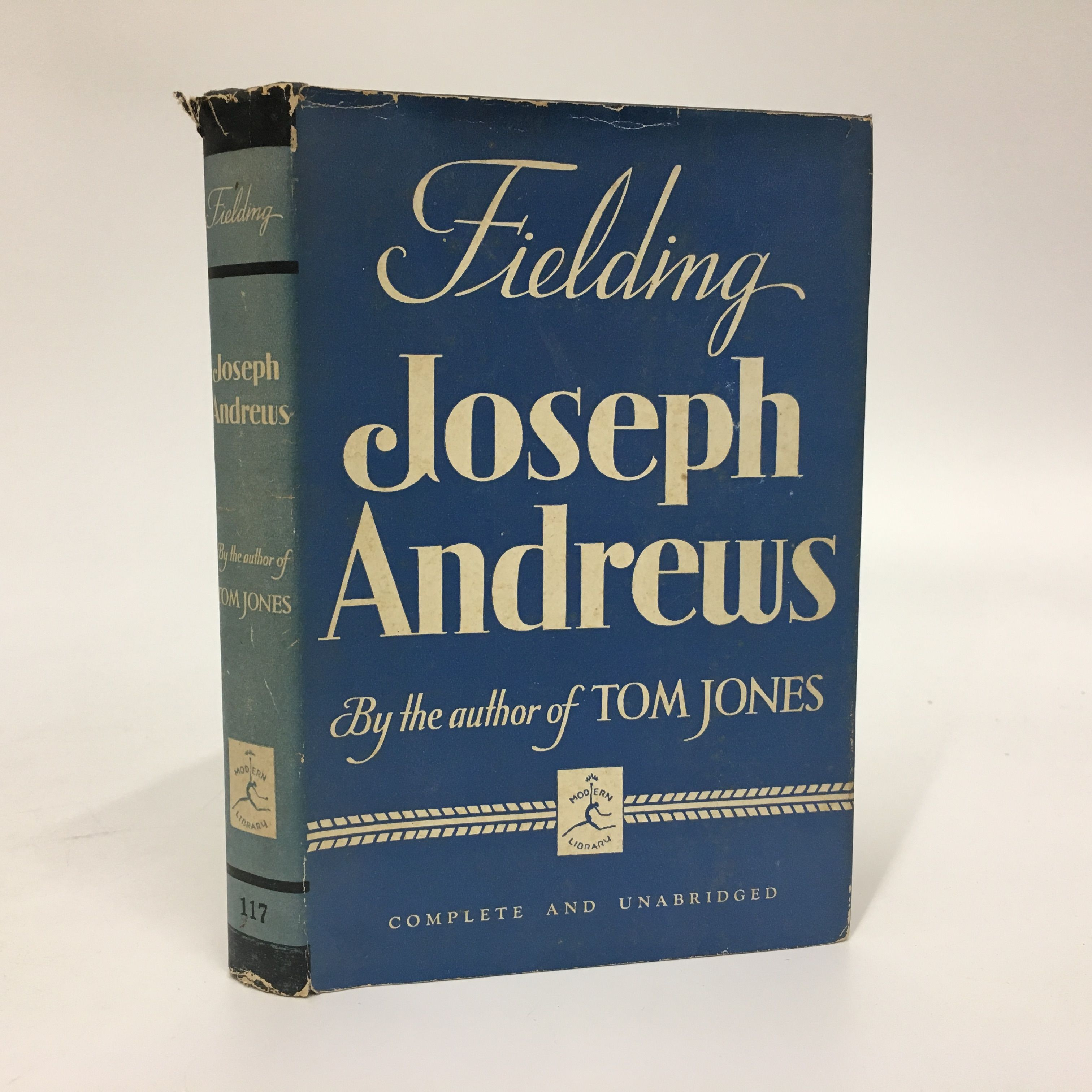 Joseph andrews modern library 117 fielding by henry for Farcical humour in joseph andrews