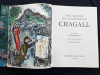 Chagall Ceramics Sculptures. With one original lithograph.