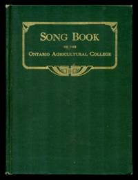 image of SONG BOOK OF THE ONTARIO AGRICULTURAL COLLEGE