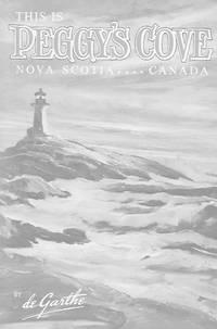 This is Peggy's Cove Nova Scotia