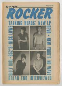 New York Rocker #13, July-August 1978