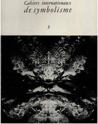 image of Cahiers internationaux de symbolisme n° 3
