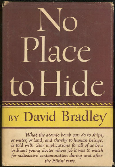 NO PLACE TO HIDE, Bradley, David