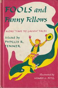"""image of Fools and Funny Fellows: More """"Time to Laugh"""" Tales"""