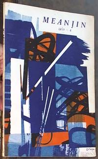 image of Meanjin: A Quarterly of Literature Art Discussion, Volume VIII, Number 4, 1959