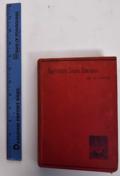 London/ New York: Swan Sonnenschein & Co./ C. Scribner's Sons, 1905. Fourth Edition. Hardcover. Good...