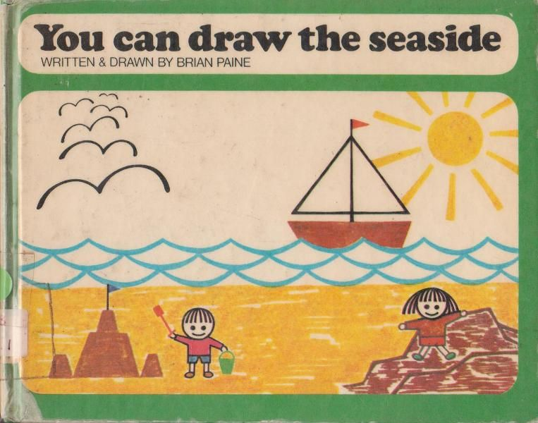 You can draw the seaside this book will show how easy it for A website where you can draw