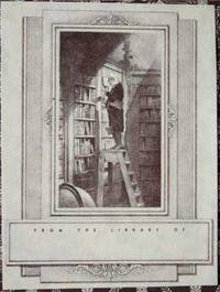 """Blank Bookplate: """"From the Library of..."""""""