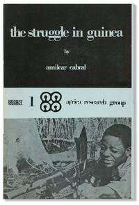 The Struggle in Guinea [cover title]