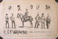Sketches of the Canadian Mounted Police