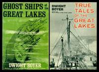 image of GHOST SHIPS OF THE GREAT LAKES  - with - TRUE TALES OF THE GREAT LAKES