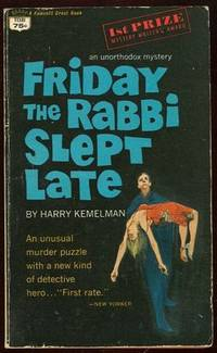 Image for FRIDAY THE RABBI SLEPT LATE