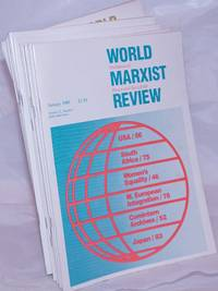 image of World Marxist Review: Problems of peace and socialism. Vol. 32, Nos. 1-12 for 1989