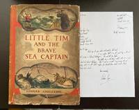 Little Tim And The Brave Sea Captain : With The Wrapper And Also A H/W Letter From The Person...